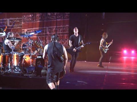 Metallica Whiplash (MetOnTour - Austin, TX - X Games - 2015)