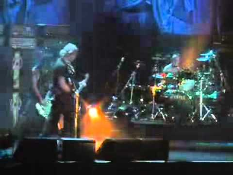 Metallica Whiplash (MetOnTour - Tokyo, Japan - 2003)