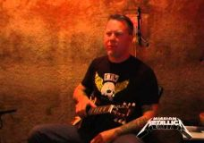 Mission Metallica Fly on the Wall Platinum Clip (August 7, 2008)