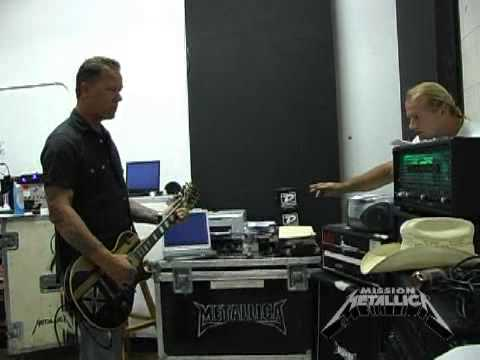 Mission Metallica Fly on the Wall Platinum Clip (July 14, 2008)