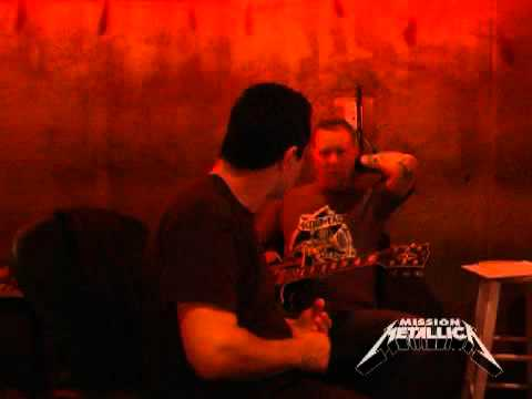 Mission Metallica Fly on the Wall Platinum Clip (July 18, 2008)