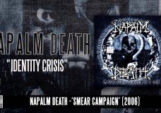 NAPALM DEATH — Smear Campaign (FULL ALBUM STREAM)