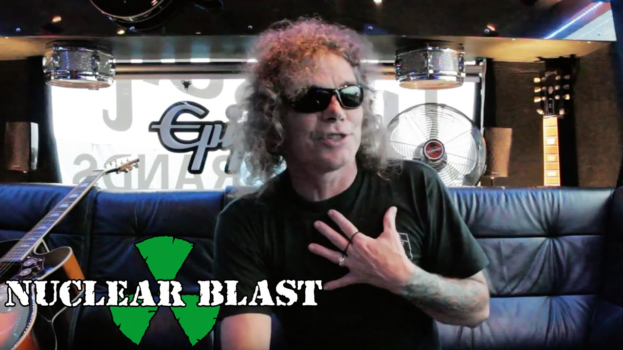 OVERKILL - Bay Area vs East Coast Thrash Scenes (EXCLUSIVE INTERVIEW)