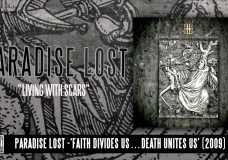 PARADISE LOST - Faith Divides Us...Death Unites Us (Full Album Stream)