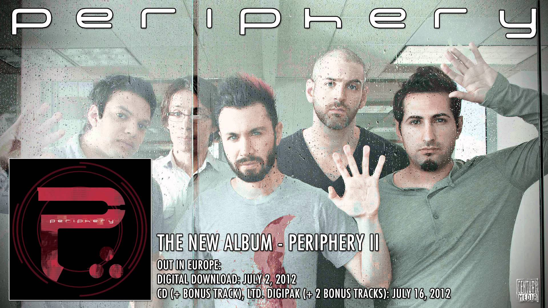 PERIPHERY - Scarlet (OFFICIAL ALBUM TRACK)