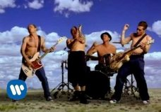 Red Hot Chili Peppers — Californication Official Music Video