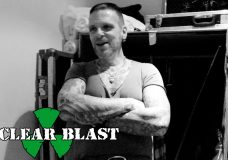 RICKY WARWICK — Why two albums (OFFICIAL INTERVIEW)