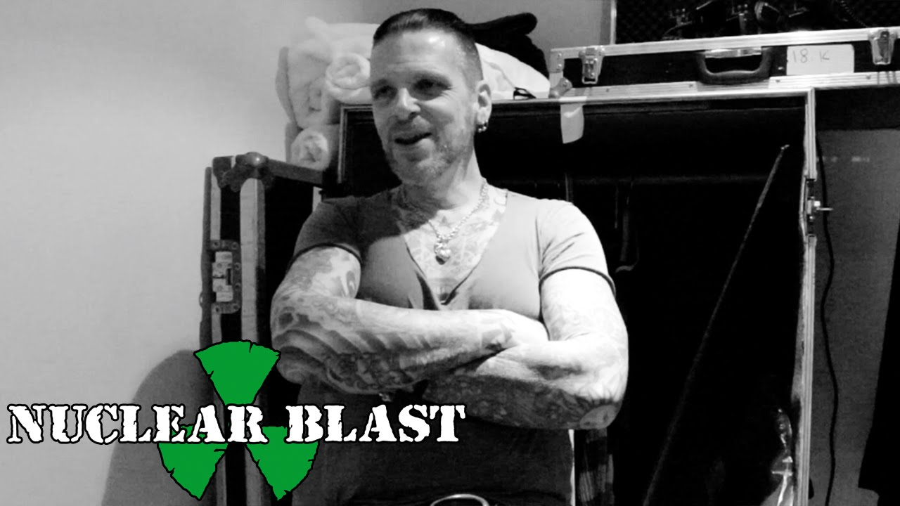 RICKY WARWICK - Why two albums (OFFICIAL INTERVIEW)