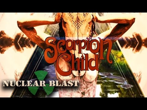 SCORPION CHILD - My Woman In Black (OFFICIAL LYRIC VIDEO)
