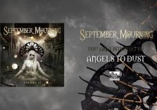 SEPTEMBER MOURNING — Angels to Dust