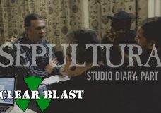 SEPULTURA - Machine Messiah Studio Diary 1 - Nuclear Blast (OFFICIAL STUDIO TRAILER)