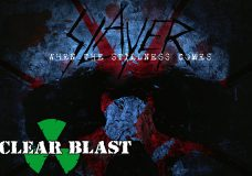 SLAYER — When The Stillness Comes (OFFICIAL TRACK — EARLY VERSION)