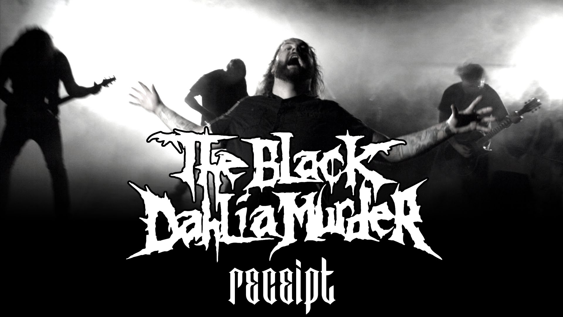 The Black Dahlia Murder 'Receipt' (OFFICIAL VIDEO)