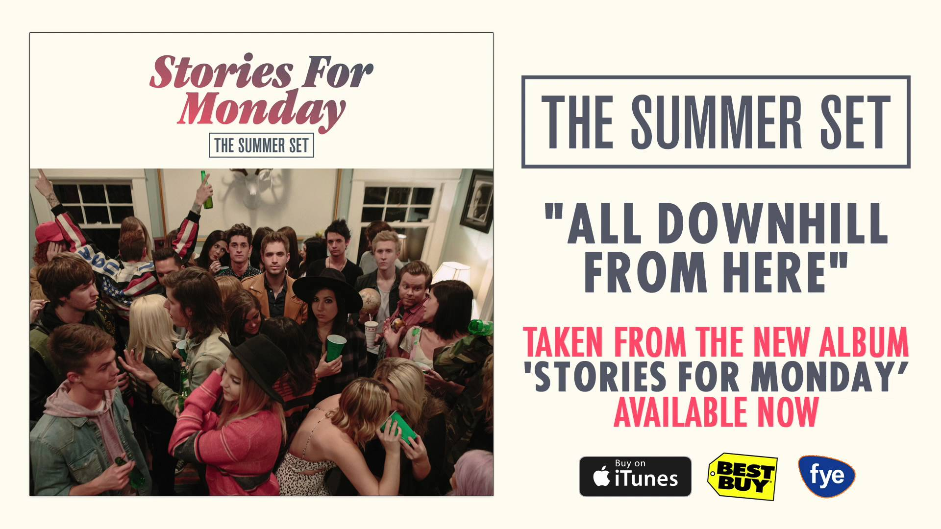 The Summer Set - All Downhill From Here