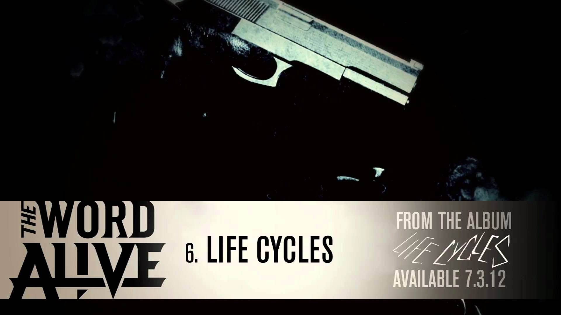 The Word Alive - 'Life Cycles' Track 6