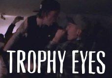 Trophy Eyes — White Curtains (Lyric Video)