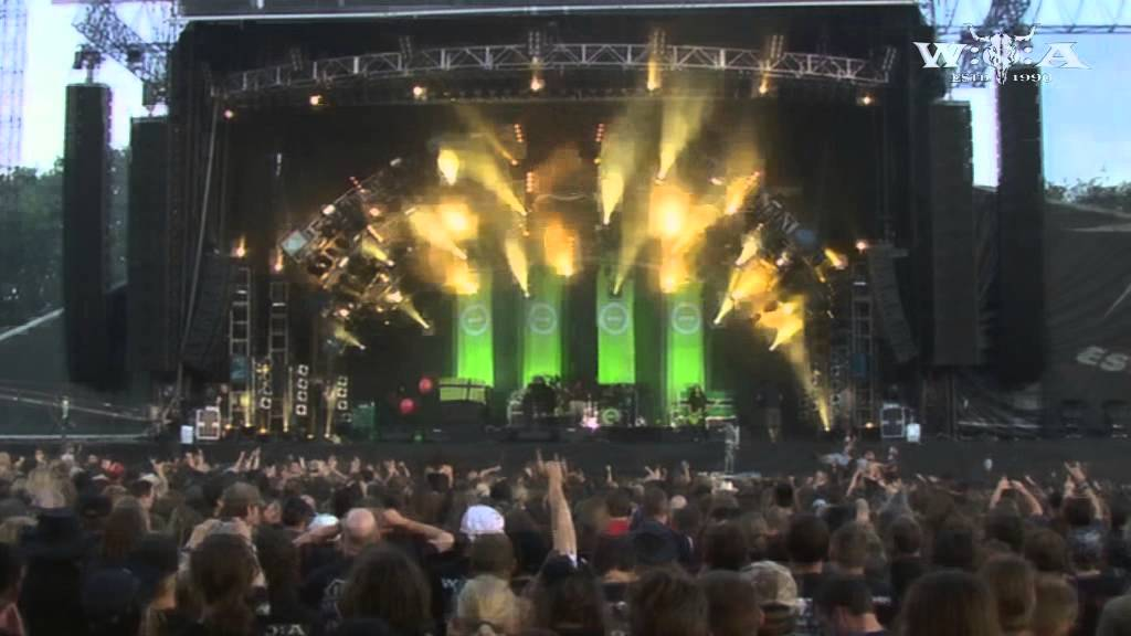 Type O Negative - 2 Songs - Live at Wacken Open Air 2007