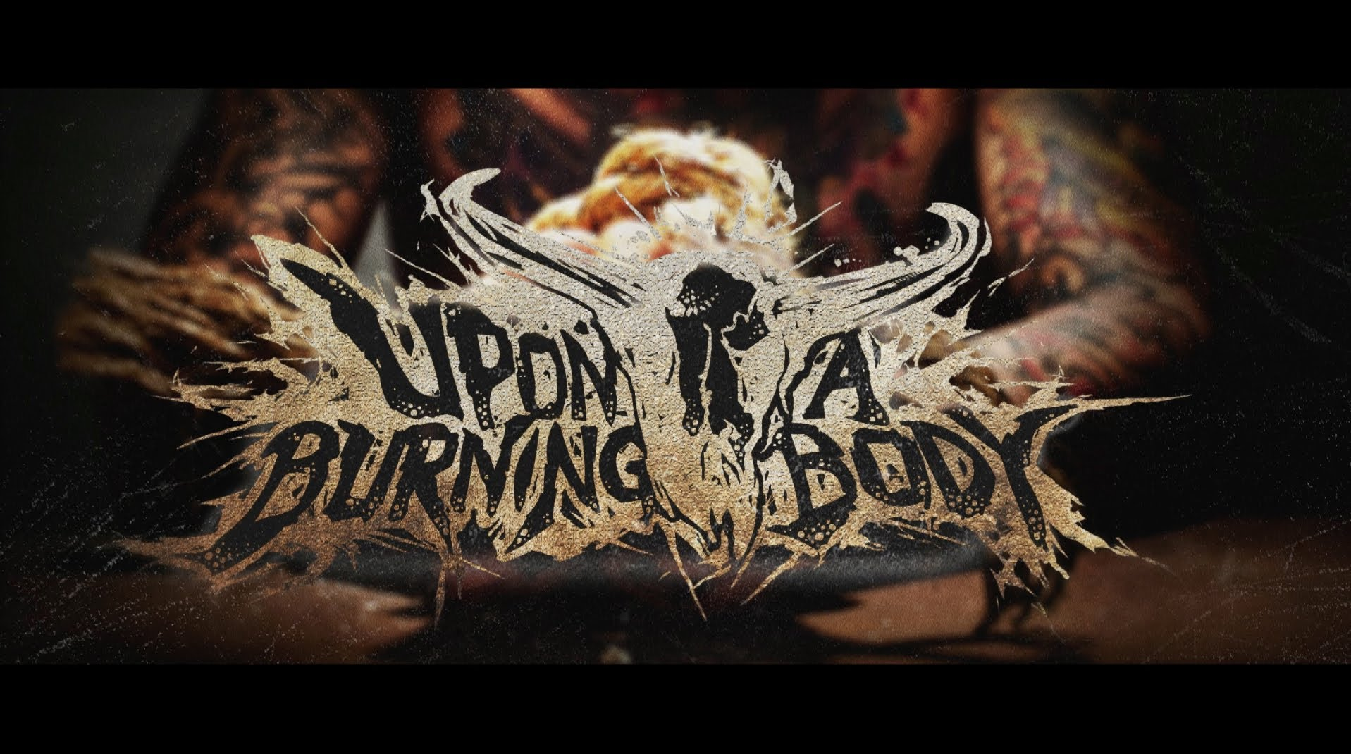 UPON A BURNING BODY - Scars