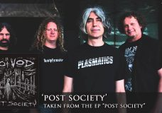 VOIVOD — Post Society (EP Track)