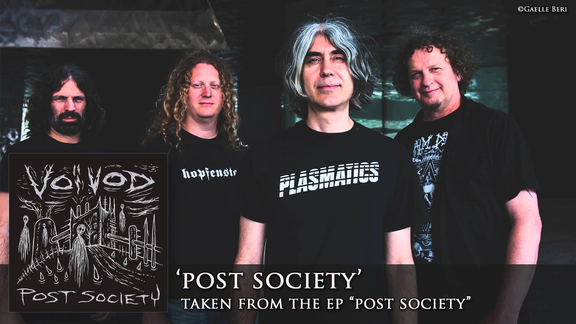 VOIVOD - Post Society (EP Track)