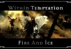 Within Temptation — Fire And Ice (Official Music Video)