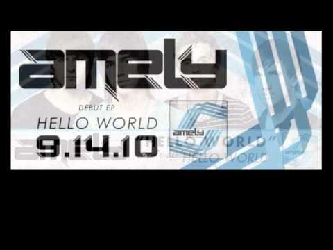Amely - 'Hello World' (with Lyrics)