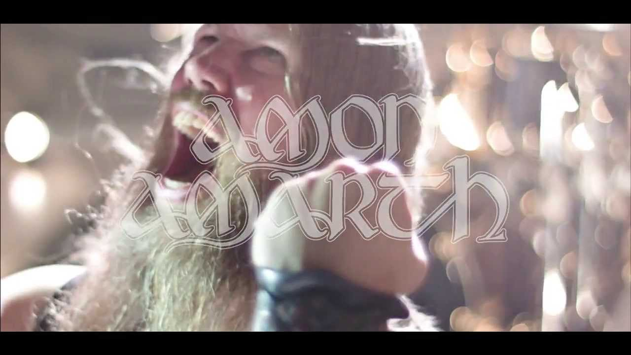 Amon Amarth 'Father of the Wolf' Video Trailer