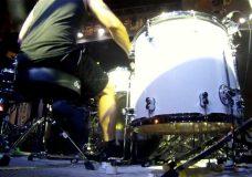 As I Lay Dying 'Condemned' GoPro Jordan Mancino drum cam