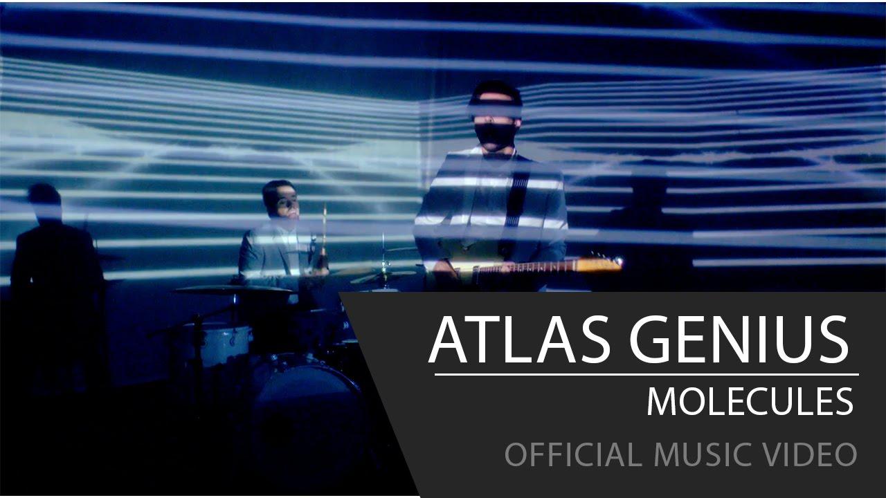 Atlas Genius - Molecules Official Music Video