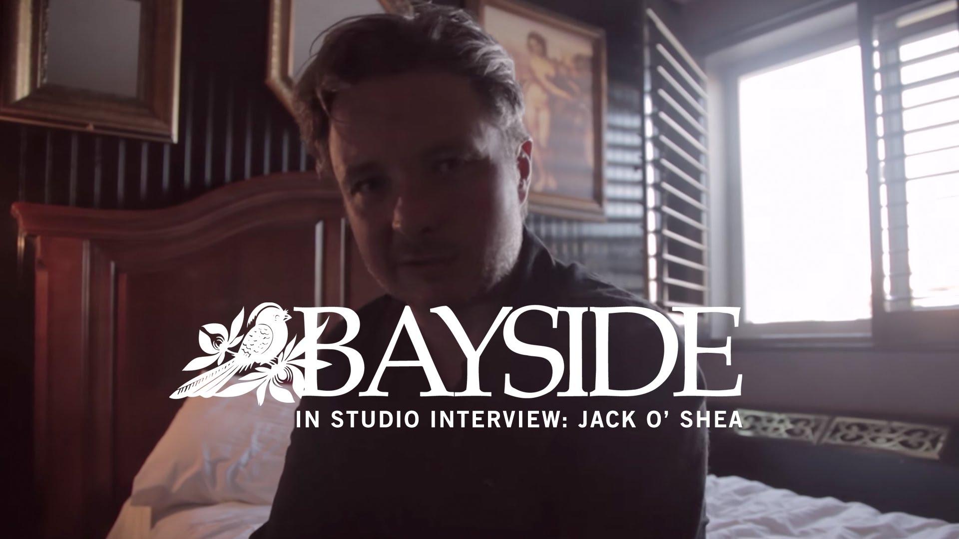 Bayside - In Studio Interview Jack O' Shea
