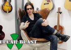 BLACK STAR RIDERS — Limited Edition Clear Vinyl (OFFICIAL ID)