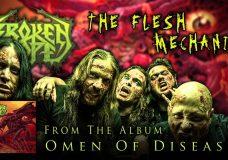 BROKEN HOPE — The Flesh Mechanic (Album Track)