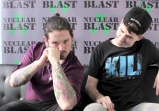 BURY TOMORROW - 'RUNES' Hashtag Competition - Win A Signed Gibson Guitar