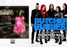 BUTCHER BABIES — Monsters Ball (ALBUM TRACK)