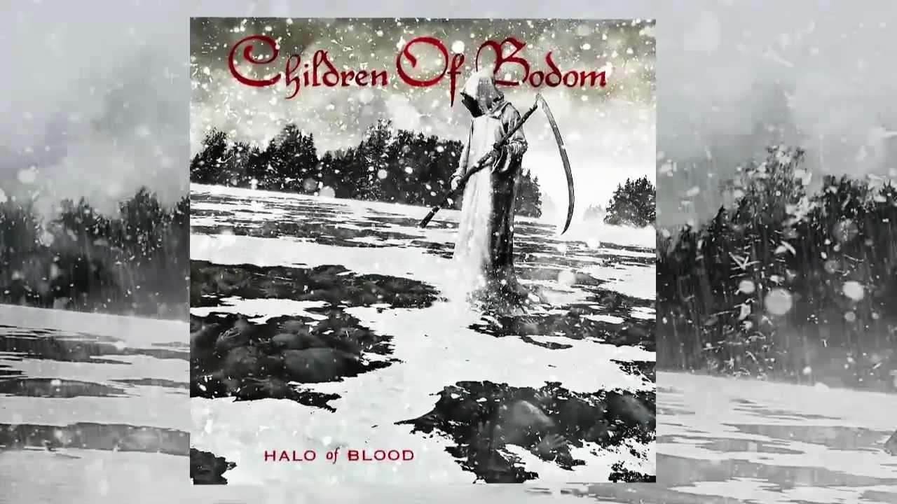 CHILDREN OF BODOM - Halo Of Blood (OFFICIAL ALBUM TRAILER 1)