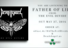 DEATH ANGEL — Father of Lies (OFFICIAL TRACK)