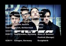 FILTER - COMING TO EUROPE Tour 2011 (OFFICIAL PROMO)