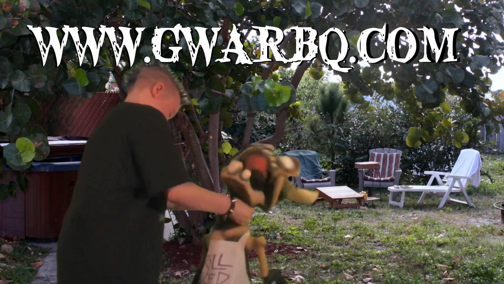 GWAR BQ 2012 - August 18th
