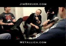 Jim Breuer Interviews Metallica Episode 2
