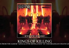 KRISIUN — Kings Of Killing (ALBUM TRACK)