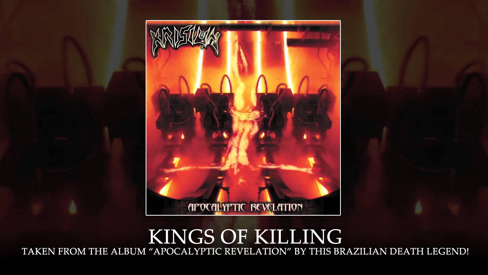 KRISIUN -- Kings Of Killing (ALBUM TRACK)