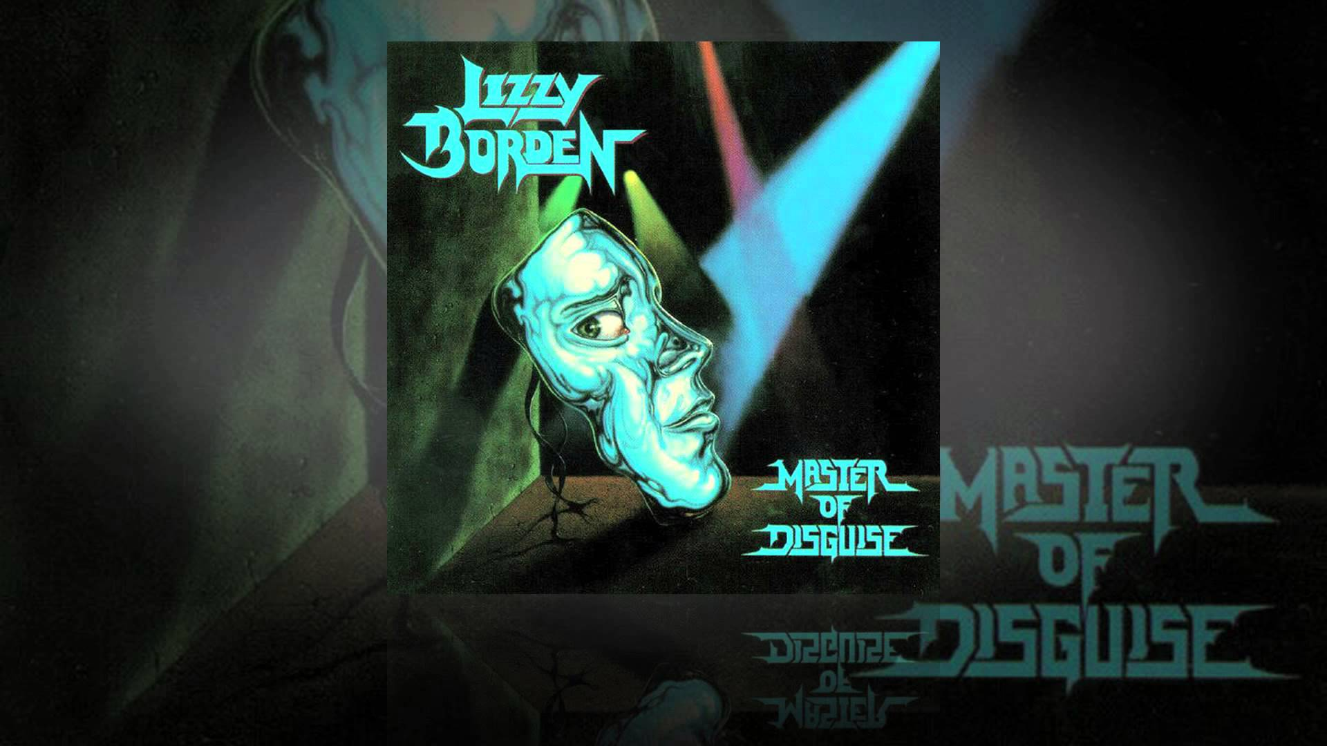 Lizzy Borden 'Master of Disguise'
