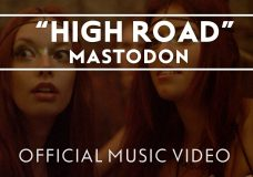 Mastodon — High Road Official Music Video