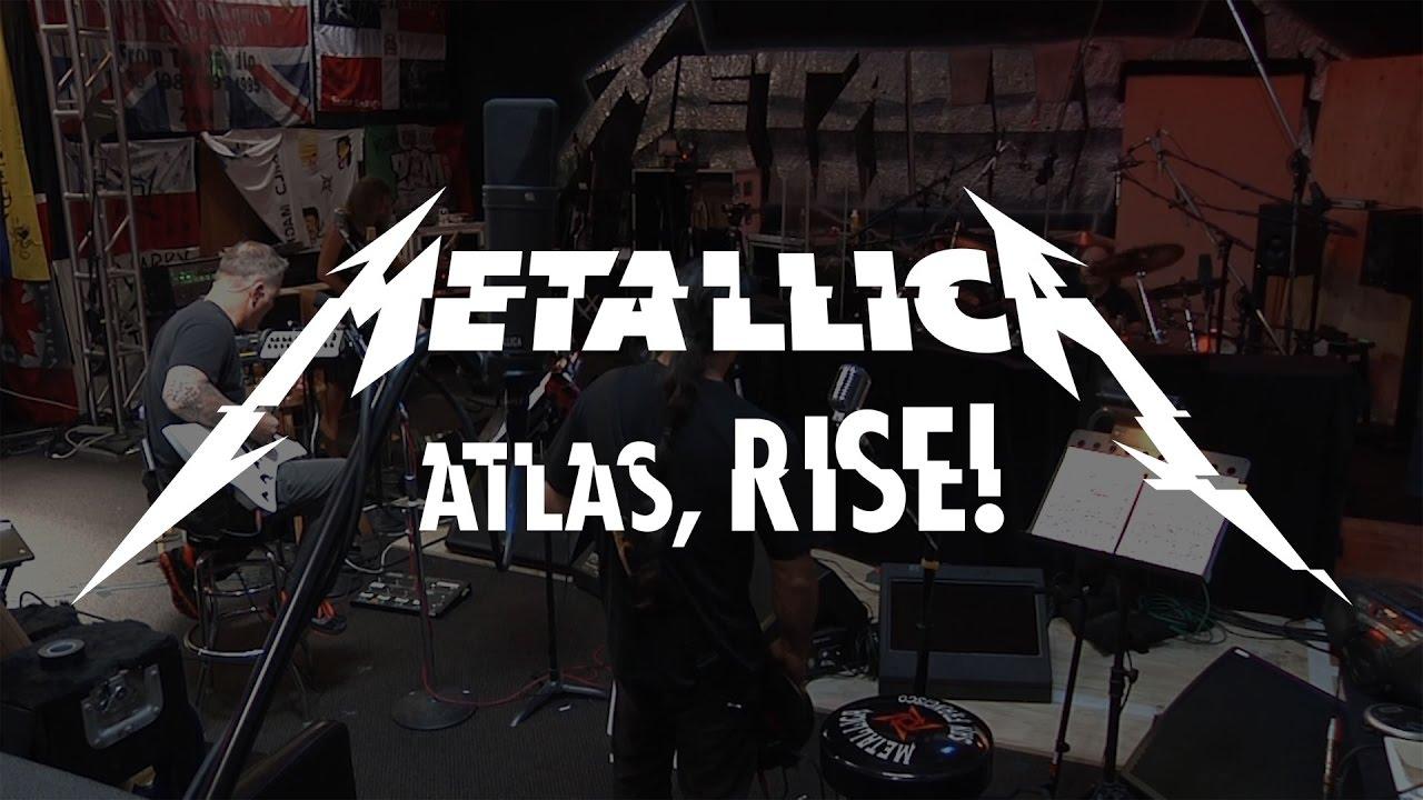 Metallica Atlas, Rise (Official Music Video)
