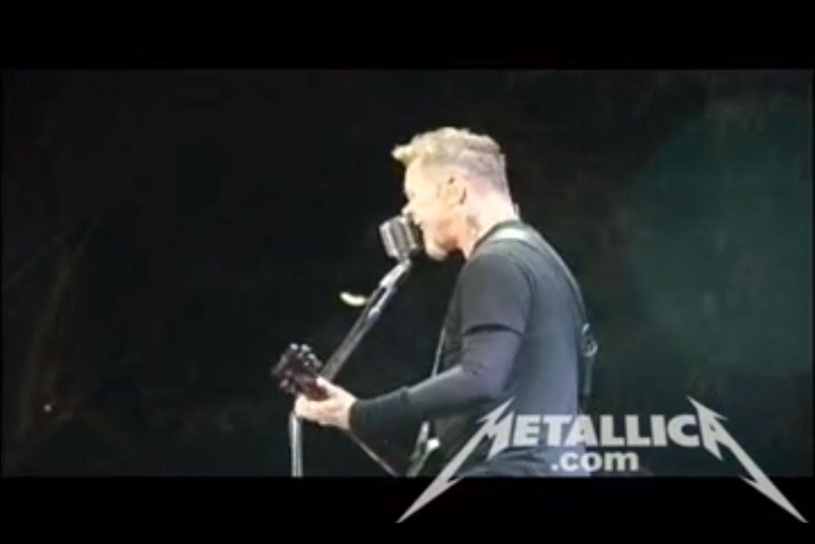 Metallica Cyanide (MetOnTour - Bogota, Colombia - 2010)