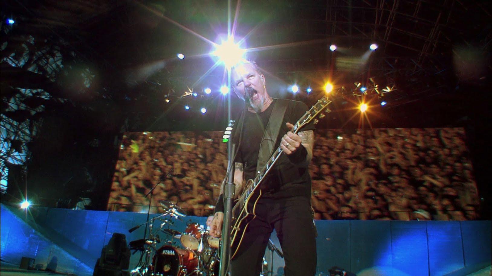 Metallica - Disposable Heroes (Live in Mexico City) Orgullo, Pasin, y Gloria