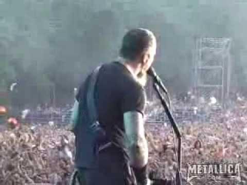 Metallica Fade to Black (MetOnTour - Tallinn, Estonia - 2006)