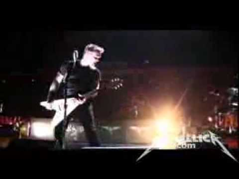 Metallica Fight Fire With Fire (MetOnTour - Moscow, Russia - 2010)
