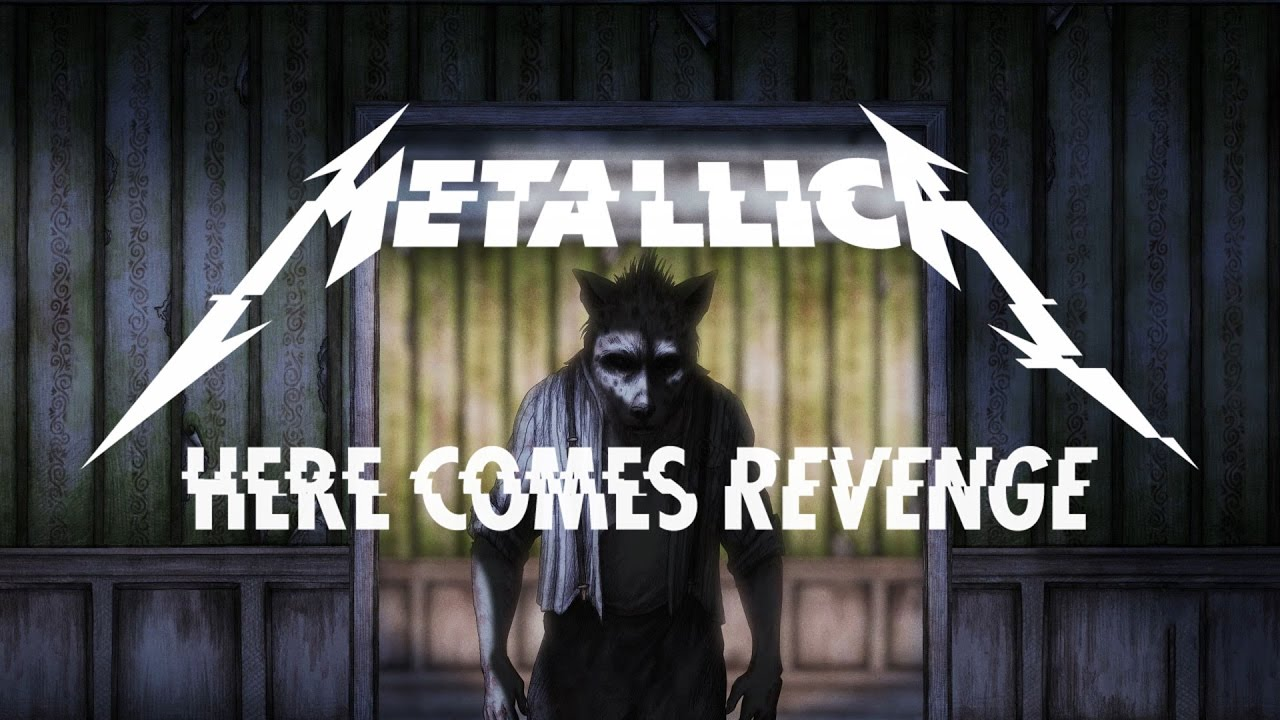 Metallica Here Comes Revenge (Official Music Video)