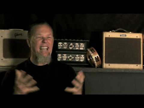Metallica interviewed by Brian Slagel Part 2